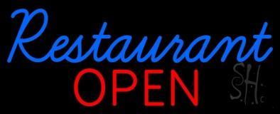 Restaurant Open LED Neon Sign