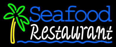 Seafood Restaurant LED Neon Sign