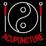 Acupuncture Needle LED Neon Sign