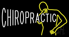 Chiropractic LED Neon Sign