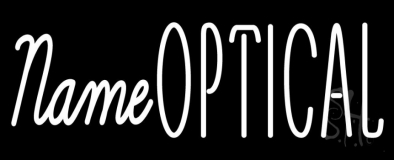 Custom Optical LED Neon Sign