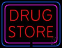 Drug Store LED Neon Sign