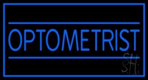 Optometrist LED Neon Sign
