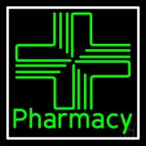 Pharmacy With Plus Logo LED Neon Sign