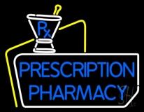 Prescription Pharmacy LED Neon Sign