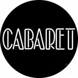 Round Cabaret LED Neon Sign