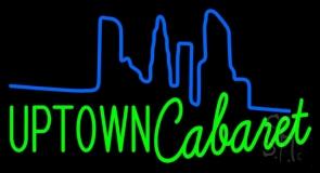 Uptown Cabaret LED Neon Sign