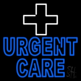 Urgent Care Plus Logo LED Neon Sign