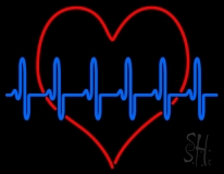 Heart Cardiology LED Neon Sign
