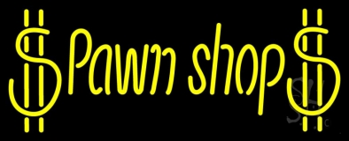 Pawn Shop LED Neon Sign
