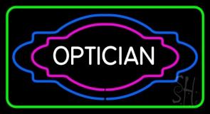 Optician LED Neon Sign