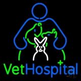 Vet Hospital LED Neon Sign