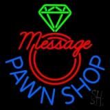 Custom Pawn Shop LED Neon Sign