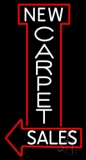 New Carpet Sale LED Neon Sign