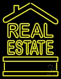 Real Estate LED Neon Sign