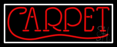 Red Carpet LED Neon Sign