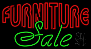 Red Furniture Sale LED Neon Sign