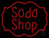 Soda Shop LED Neon Sign