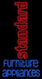 Standard Furniture Appliances LED Neon Sign