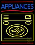 Appliances With Washing Machine Logo 1 LED Neon Sign