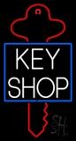 Key Shop LED Neon Sign