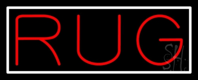 Rug Neon Sign