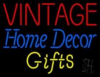 Vintage Home Decor LED Neon Sign