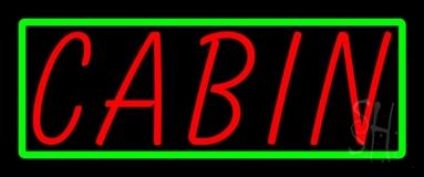 Cabin 4 Neon Sign