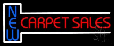 New Carpet Sale 2 LED Neon Sign