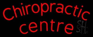 Chiropractic Center LED Neon Sign