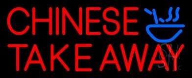 Chinese Take Away LED Neon Sign