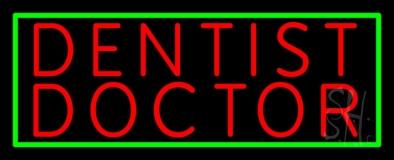 Dentist Doctor LED Neon Sign