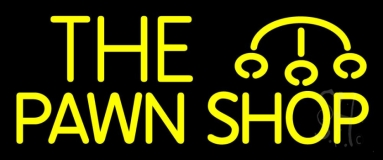 The Pawn Shop LED Neon Sign