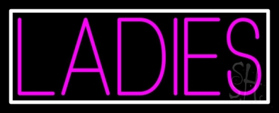 Ladies 1 LED Neon Sign