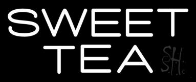 Sweet Tea 2 LED Neon Sign