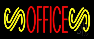 Office 1 LED Neon Sign