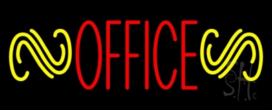 Office LED Neon Sign