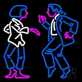 Dancing Couple LED Neon Sign