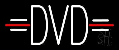Dvd Neon Sign
