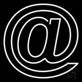 Internet Logo LED Neon Sign