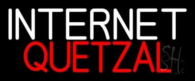 Internet Quetzal LED Neon Sign