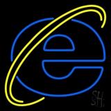 Internet Web Logo LED Neon Sign