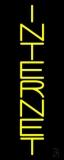 Vertical Internet LED Neon Sign