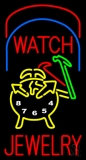 Watch Jewelry Logo LED Neon Sign