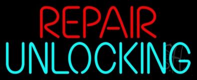 Repair Unlocking LED Neon Sign