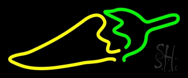 Chili Logo LED Neon Sign