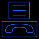 Fax Logo LED Neon Sign