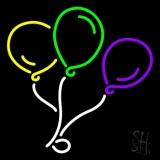 Balloon Logo LED Neon Sign