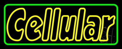 Cellular Phones 1 LED Neon Sign