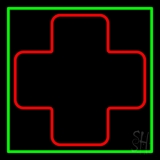Hospital Plus Logo 1 LED Neon Sign